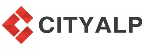 Логотип компании CITYALP